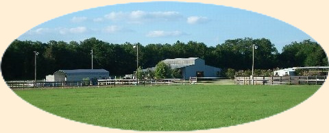 Appaloosa Acres barn
